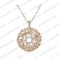 Pendants 925 sterling silver   Rose gold